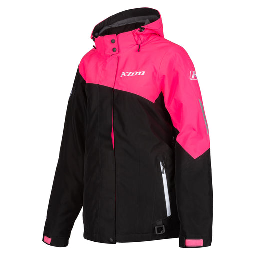Klim Allure Jacket in Knockout Pink