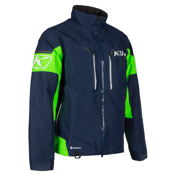 Klim Tomahawk Jacket in Electrik Gecko