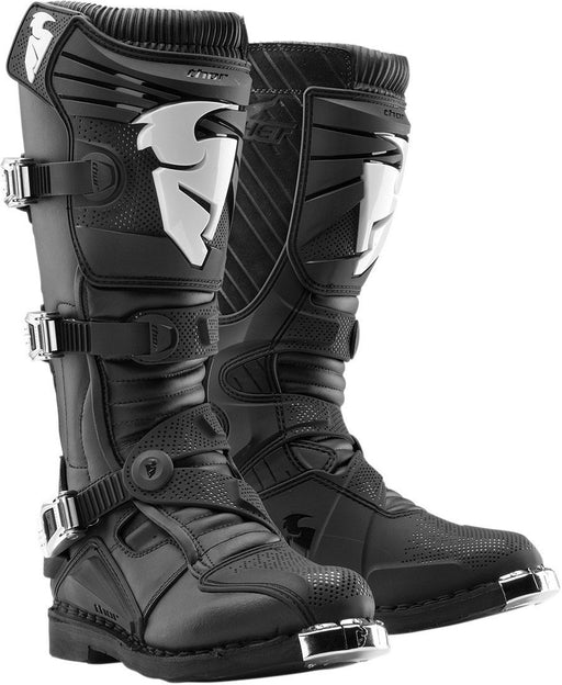 Thor Ratchet Motocross Boots in Black