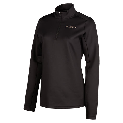 Klim Equinox 1/4 Zip in Black