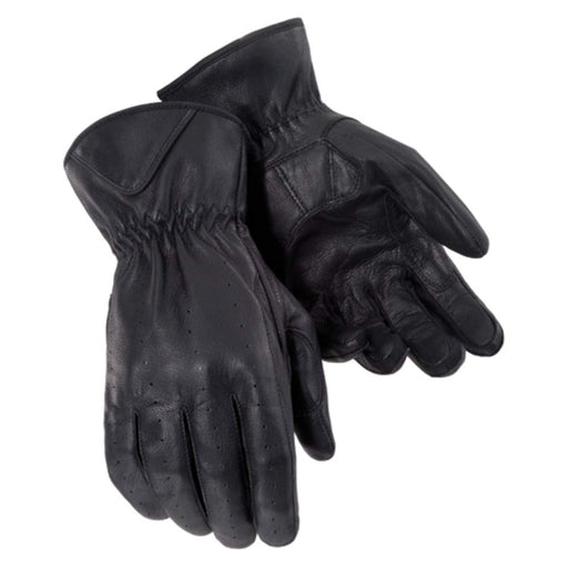 TOURMASTER WOMEN'S SELECT SUMMER GLOVES IN BLACK