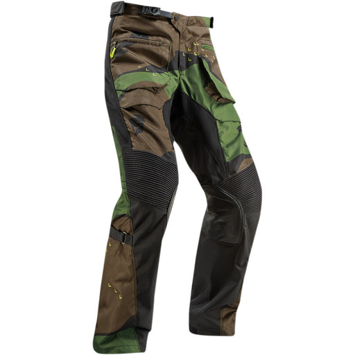 Thor Terrain Over The Boot Pants in Green Camo