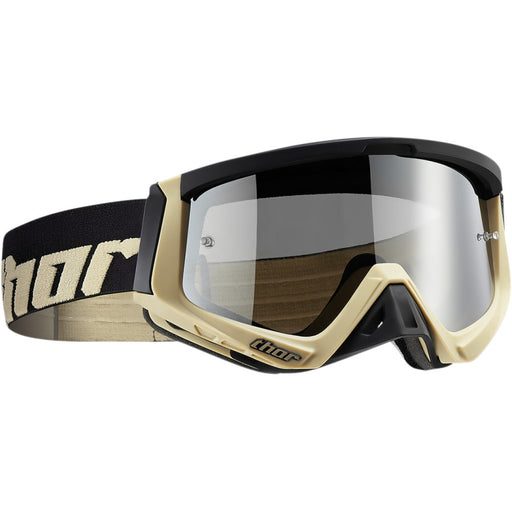 Thor Sniper Warship Goggles in Sand/Black