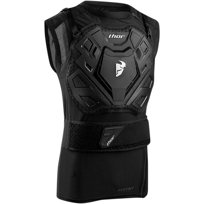 Thor Sentry Vest Guard in Black