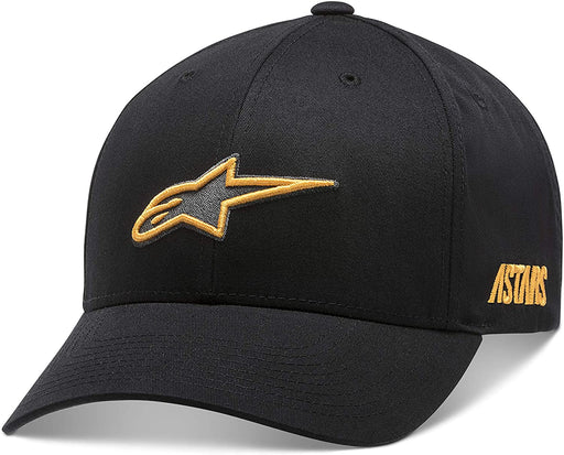 Alpinestars Ageless Popper Hat in Black