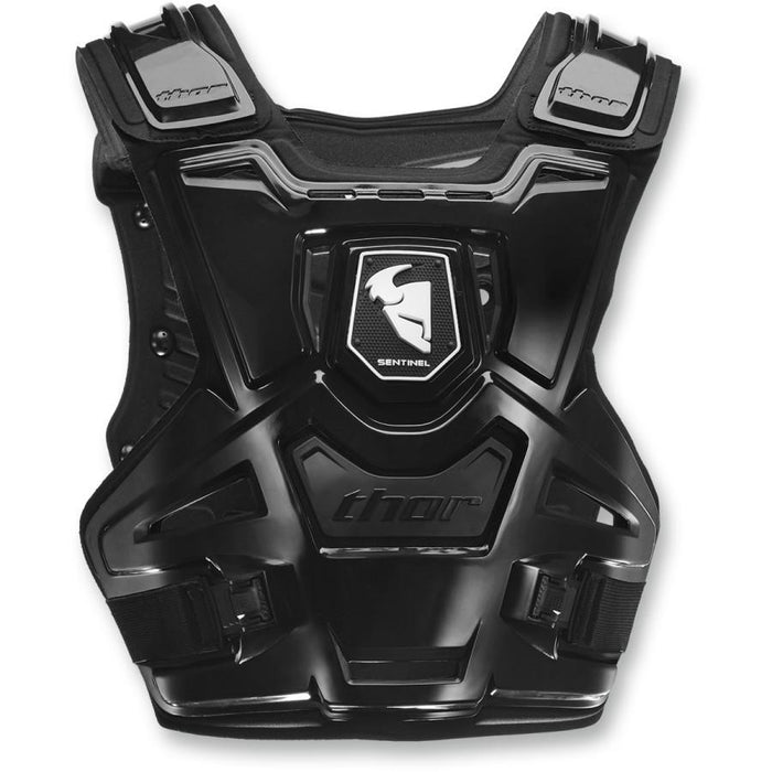 Thor Sentinel CE Roost Guard Deflector in Black