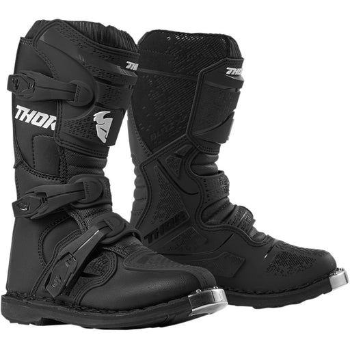Thor Youth Blitz XP Boots in Black