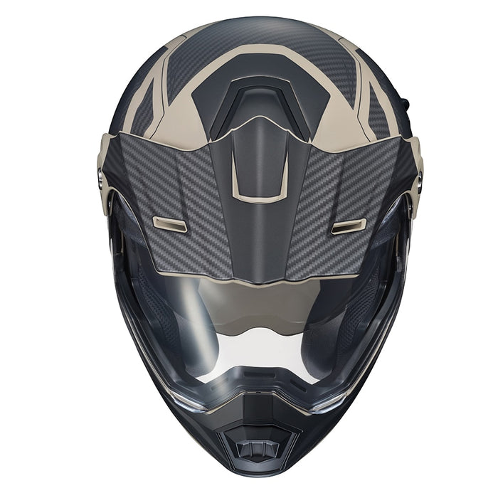 Scorpion EXO-AT950 Tucson Helmets in Titanium/Grey