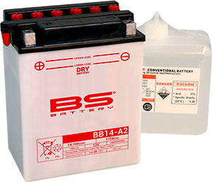 BS Battery Dry Range BB14-A2