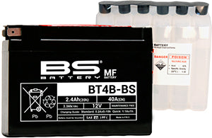 BS Battery MF Range BT4B-BS