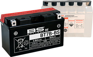 BS Battery MF Range BT7B-BS