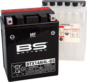BS Battery MF Range BTX14AHL-BS