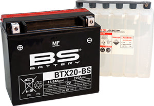 BS Battery MF Range BTX20-BS
