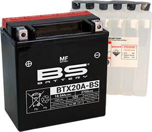 BS Battery MF Range BTX20A-BS