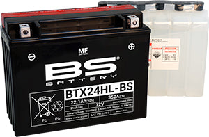 BS Battery MF Range BTX24HL-BS