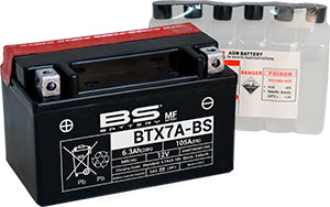 BS Battery MF Range BTX7A-BS
