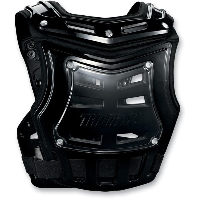 Thor Sentinel CE Roost Guard Deflector in Black - Back