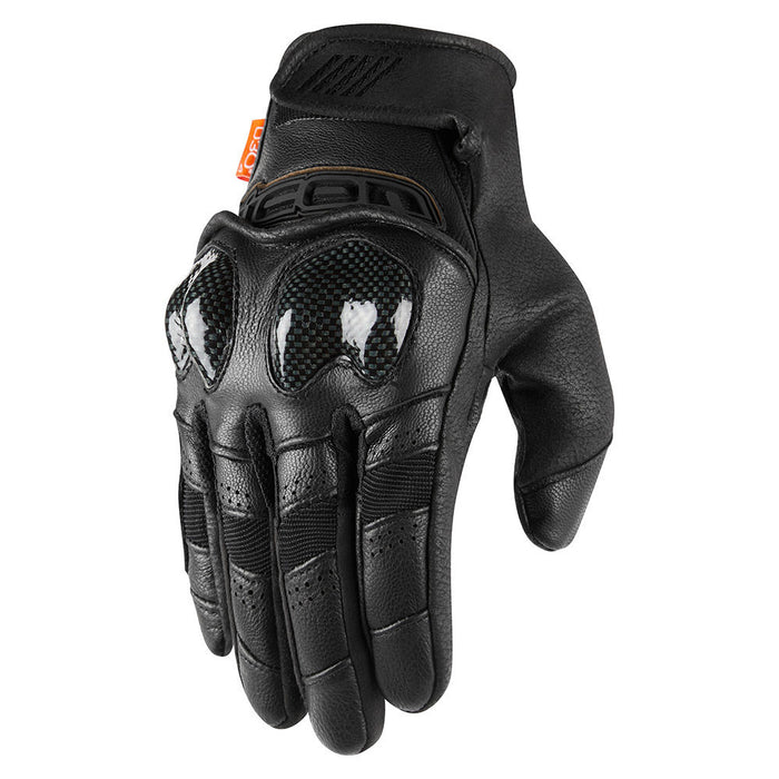 Icon Contra2 Gloves in Black