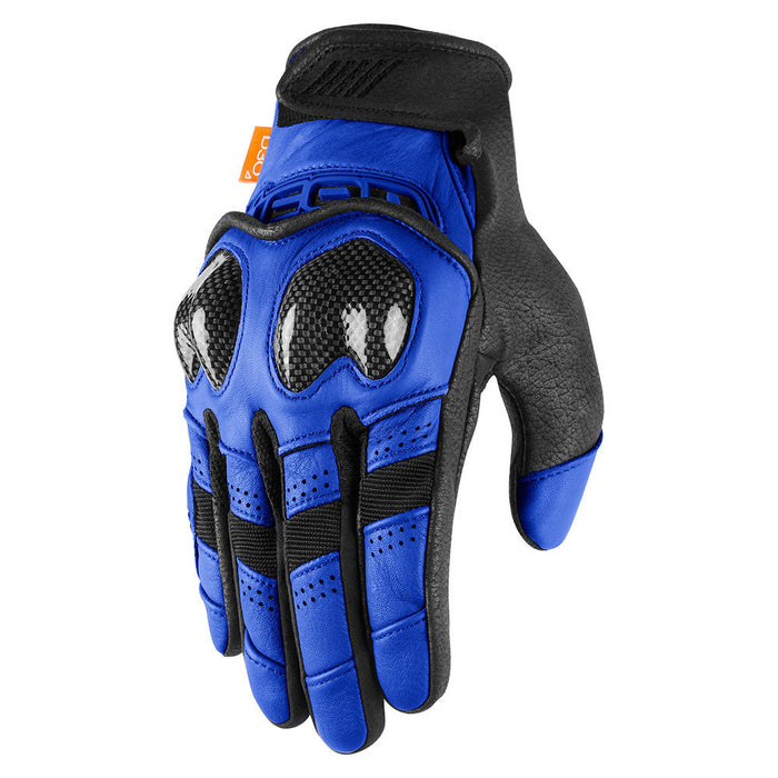 Icon Contra2 Gloves in Blue