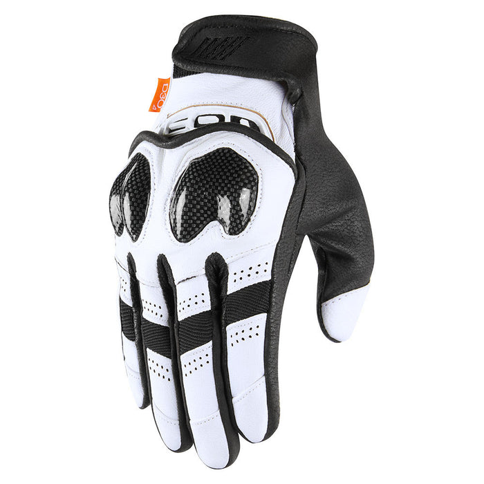 Icon Contra2 Gloves in White