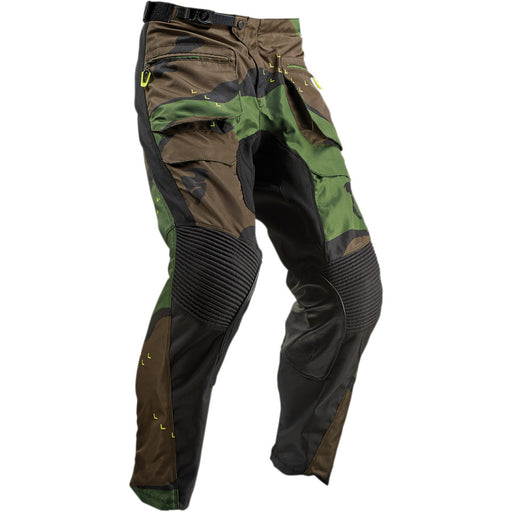 Thor Terrain In The Boot Pants in Green Camo
