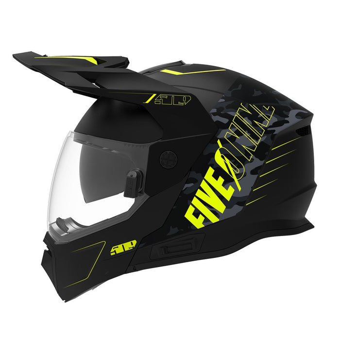 BLACK FRIDAY SALE: 509 Black Camo Delta R4 Ignite Helmet