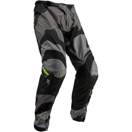 Thor Sector Camo Pants in Gray