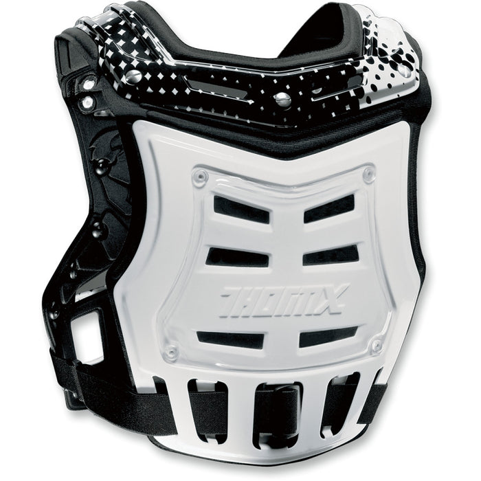 Thor Sentinel CE Roost Guard Deflector in White/Black