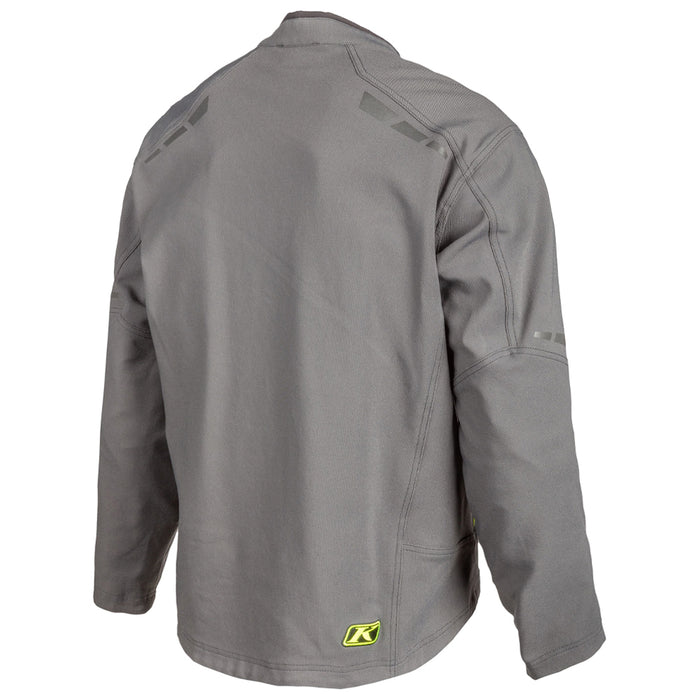 KLIM Marrakesh Jacket in Asphalt - Hi-vis