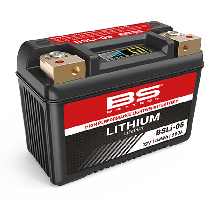 BS Battery Lithium Range