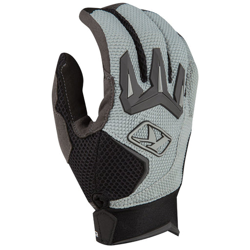 KLIM Mojave Gloves in Monument Gray