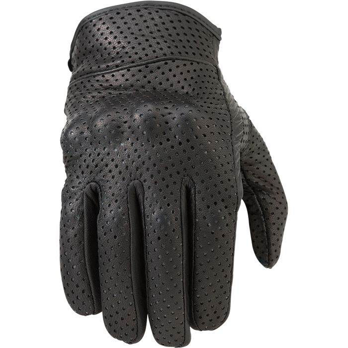 Z1R Women's 270 Leather Perforated Gloves