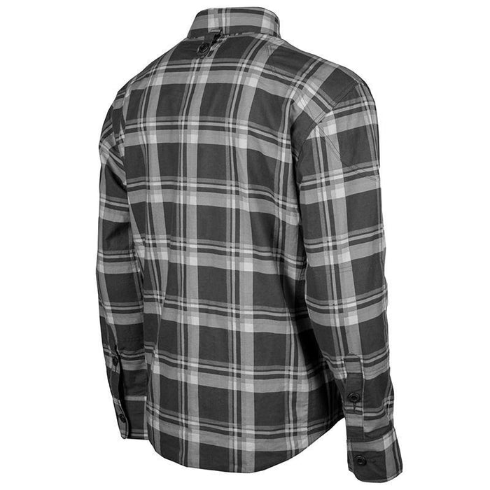 Mission Armoured Moto Shirt in Black - Back