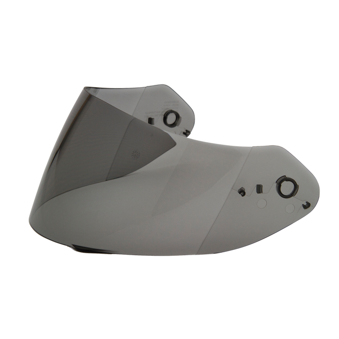 Scorpion EXO-R420 Everclear No Fog Shield in Dark Smoke