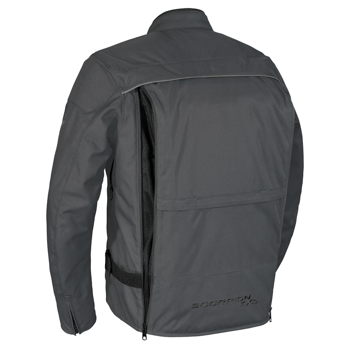 Scorpion Stealthpack Jacket in Grey