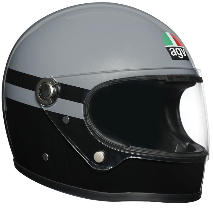 AGV X3000 Superba Helmet in Grey/Black