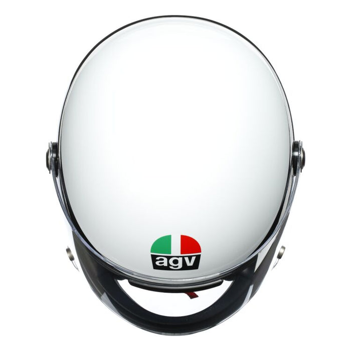 AGV X3000 Invictus Helmet in Gray/Black