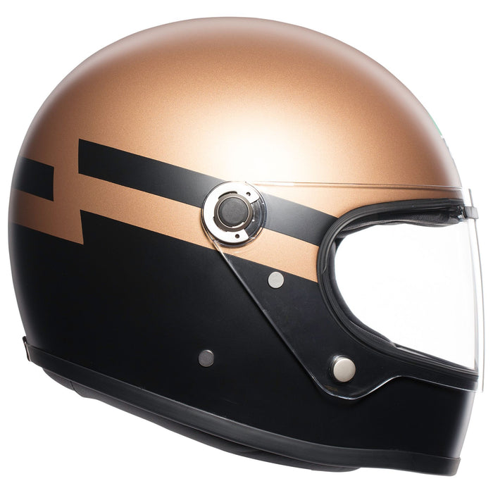 AGV X3000 Superba Helmet in Gold/Black