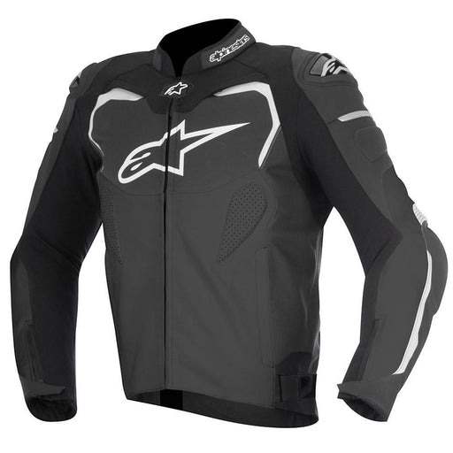 Alpinestars 2017 GP Pro Leather Jacket in Black Men's Motorcycle Jackets Alpinestars