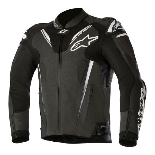 Alpinestars Atem V3 Leather Jackets Men's Motorcycle Jackets Alpinestars Black 48