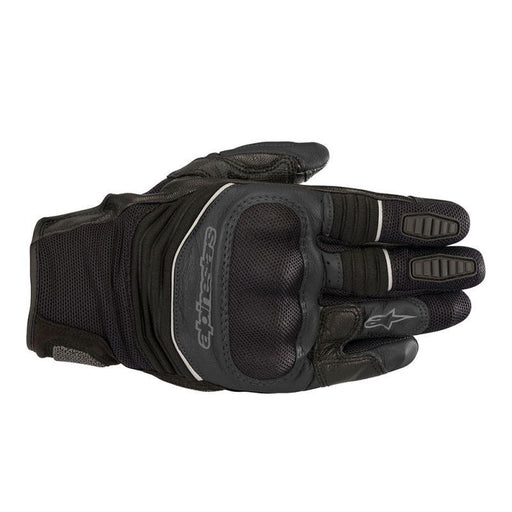 Alpinestars Crosser Air Touring Gloves Men's Motorcycle Gloves Alpinestars Black/Black S