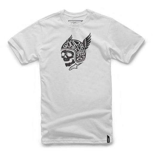 Alpinestars Demon T-shirts Men's Casual Alpinestars White M