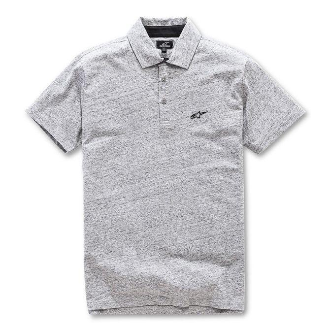 Alpinestars Eternal Polo Shirts Men's Casual Alpinestars Gray L