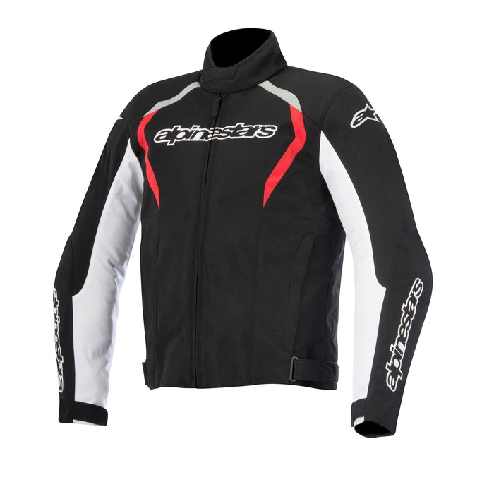 Alpinestars Fastback Waterproof Jackets Men's Motorcycle Jackets Alpinestars Black/White/Red S