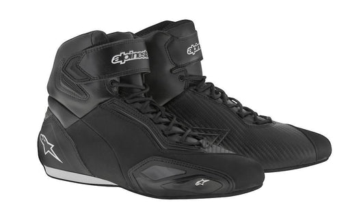 Alpinestars Faster 2 Shoes Men's Motorcycle Boots Alpinestars Black 6