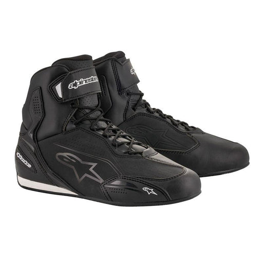 Alpinestars Faster 3 Riding Shoes Men's Motorcycle Boots Alpinestars Black/Black 7