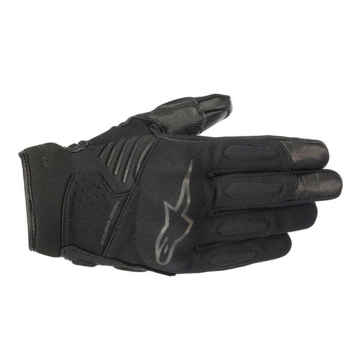 Alpinestars Faster Gloves Men's Motorcycle Gloves Alpinestars Black/Black S