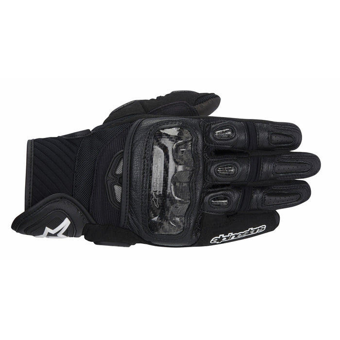 Alpinestars GP Air Leather Gloves in Black Men's Motorcycle Gloves Alpinestars