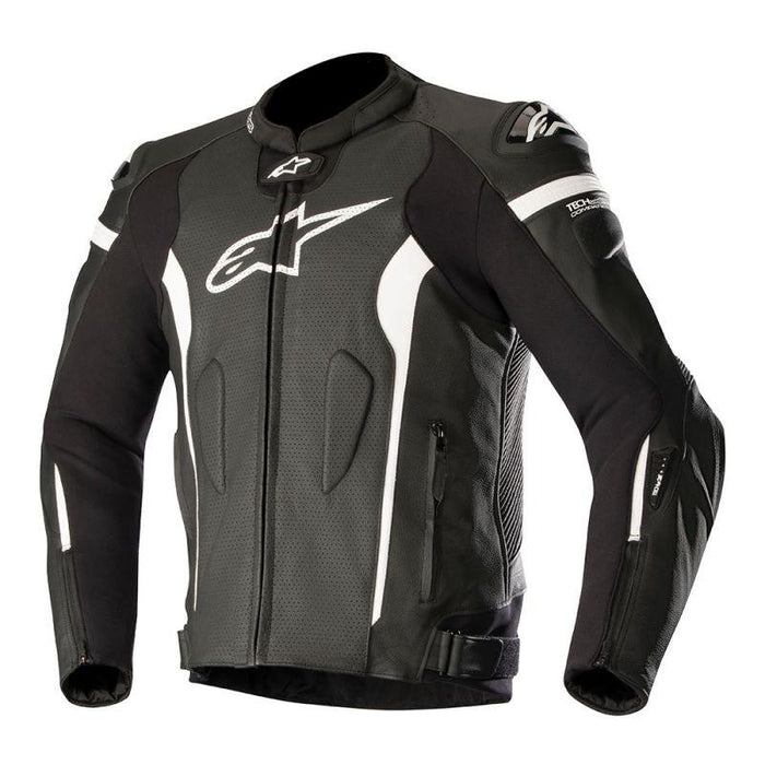 Alpinestars Missile Leather Jackets Men's Motorcycle Jackets Alpinestars Black 48