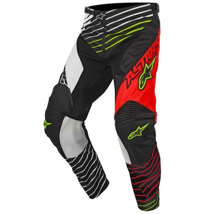 Alpinestars Racer Braap S7 Pants Men's Motocross Pants Alpinestars Red/White/Black 28